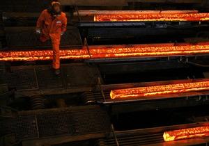 Украина сохранила место в десятке крупнейших производителей стали