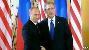 В Британии покажут фильм об отношениях Путина с Западом
