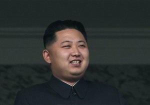 Ким Чен Ун назначен председателем Центрального военного комитета партии