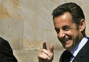 СМИ: У Саркози был компромат на Стросс-Кана еще в 2007 году