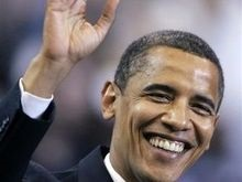 Обама объявил о победе над Клинтон