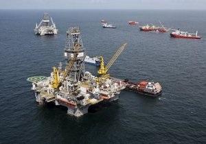 В водах Мексиканского залива собрано свыше 80% нефти