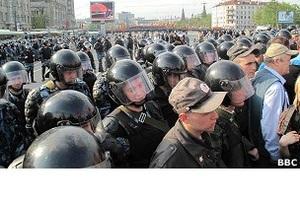 New Times: полиция не видела беспорядков на Болотной