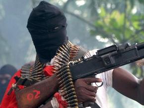 Боевики в Нигерии напали на нефтяную платформу
