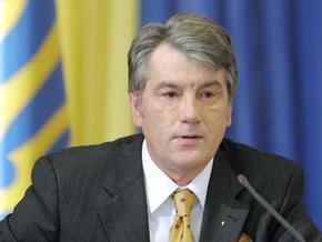 Ющенко отправляется на два дня в Баку