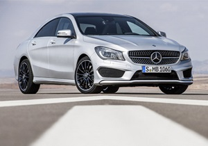 Mercedes-Benz показал новый седан серии CLA