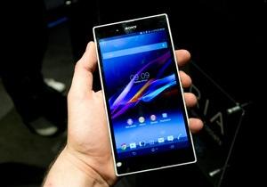 Sony выпустила 6,4-дюймовый смартфон Xperia Z Ultra
