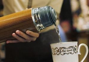 В Киеве запретили деятельность автокофеен на время Евро-2012