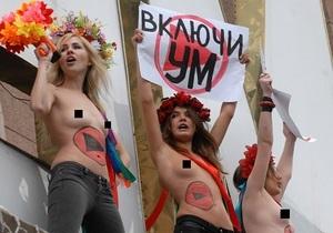 НГ: Янукович устроил Европе проверку на стойкость