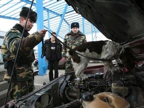 Украинские таможенники изъяли очередной грузовик с сигаретами