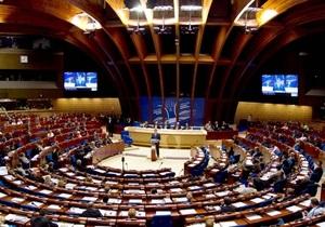 МИД: Заявления о срочных дебатах по Украине в ПАСЕ являются дезинформацией