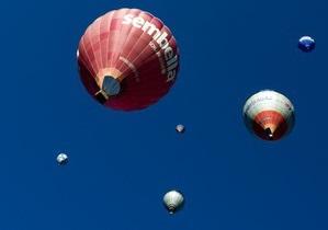 В Камбодже упал воздушный шар с туристами. Пострадали россияне и украинец