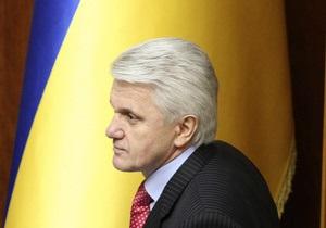 Литвин не ждет извинений от Мельниченко