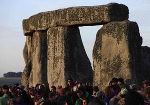 Ученые: Стоунхендж строили всей Великобританией