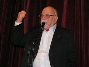 В Одессе Ежи Гофмана назвали нацистом