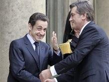 СМИ: Ющенко в Париже в экстренном порядке спасал интеграцию в НАТО