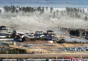 Число жертв землетрясения и цунами в Японии достигло 15,5 тысяч человек