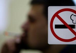 Запрет на курение в Британии сократил количество инфарктов на 1200 случаев  в год