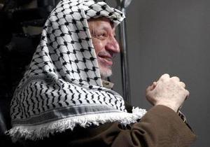 Эксгумацию останков Арафата проведут 27 ноября
