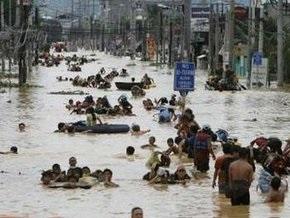 Жертвами наводнения на Филиппинах стали более 100 человек