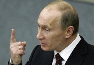 Путин считает запредельной цену за аренду базы в Севастополе