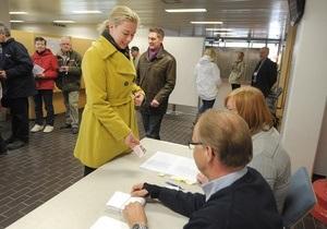 В Финляндии сегодня пройдет первый тур президентских выборов