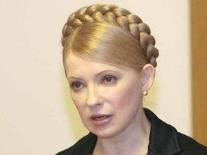 Тимошенко дала два часа на разработку неотложных мер против свиного гриппа