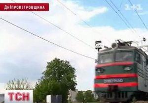 В Полтавской области двухлетнего мальчика сбил поезд. Ребенок выжил