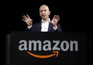 Amazon - Washington Post: Основатель Amazon купил газету Washington Post за $250 млн