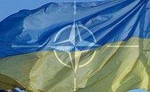 Под Говерлой открыли молодежный лагерь Украина шагает в НАТО