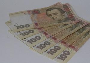 Размер невыплаченных зарплат в Украине почти дорос до миллиарда гривен
