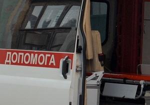 В Ужгороде мужчина совершил попытку самосожжения у здания обладминистрации