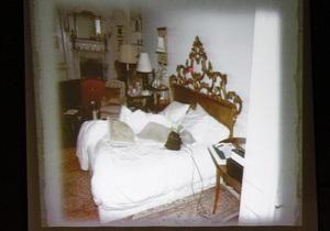 Кровать, на которой умер Джексон, выставят на аукцион