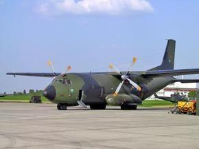 Во Львове совершил аварийную посадку немецкий военный самолет