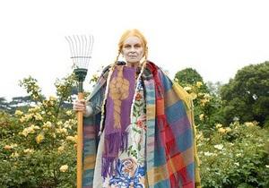 Ведьмы в садах. Королева панка Вивьен Вествуд презентовала новую фотосессию