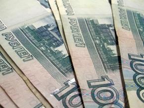 Дефицит бюджета РФ составил более 370 миллиардов рублей