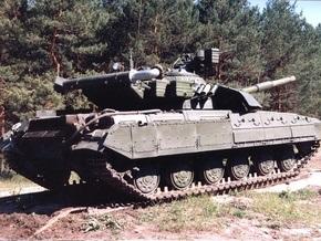 Минобороны получило 100 млн грн на закупку танков