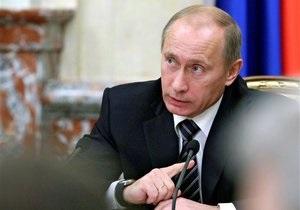 Путин распорядился завершить расследование авиакатастрофы под Смоленском