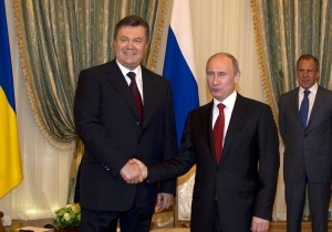 Путин, возможно, обсудит с Януковичем ситуацию вокруг Тимошенко