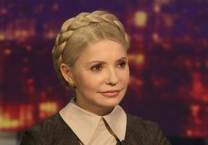 Тимошенко заявила, что разговор Януковича был записан на фонограмму