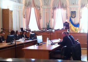 Тимошенко могут принудительно доставить в суд