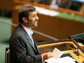 Во время речи Ахмадинежада в ООН делегации США и Израиля покинули зал