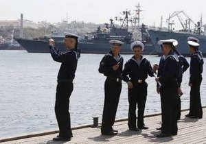 В Севастополе согласован порядок передвижения воинских формирований ЧФ РФ в Украине