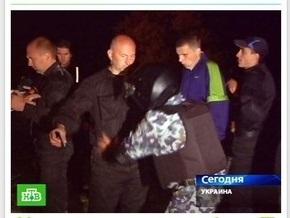 Инцидент на заводе Таврия: 169 задержанных, 39 пострадавших