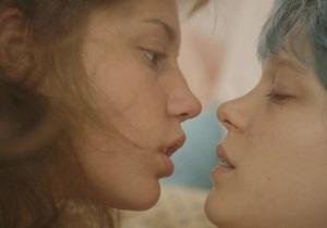 На Каннском фестивале показали экранизацию комикса о лесбийской любви