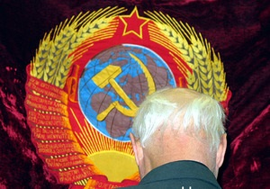 Опрос: Каждый пятый россиянин хотел бы снова жить в СССР