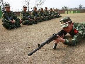 Пекин опроверг сообщения об увеличении группировки китайских войск на границе с Индией