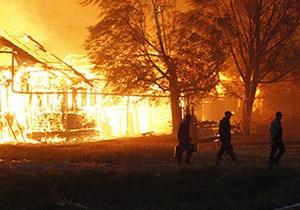 Германия предложила РФ помощь в ликвидации последствий пожаров