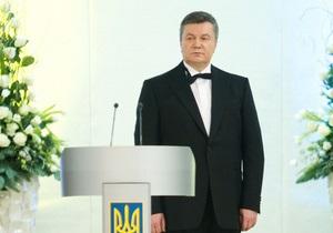 ВВП Украины - Янукович надеется на сохранение в 2013 году позитивных тенденций в экономике Украины