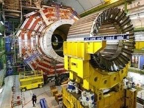 CERN назвал причину аварии на адронном коллайдере